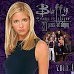 Buffy the Vampire Slayer 2018 Calendar