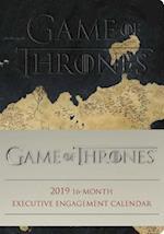 Game of Thrones 2019 Executive Calendar