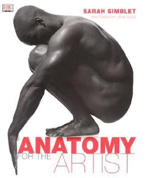 Bog, hardback Anatomy for the Artist af Sarah Simblet