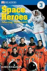 Space Heroes (DK Readers. Level 2)