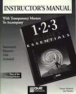 1-2-3 for Windows R 5 IMM (Essentials Que Paperback)