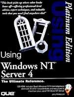 Using Windows NT Server 4 Platinum Edition (PLATINUM EDITION USING)