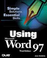 Using Microsoft Word 97 (USING)
