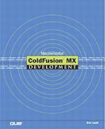 Macromedia Coldfusion MX Development