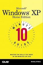 Microsoft Windows XP (10 Minute Guides Computer Books)