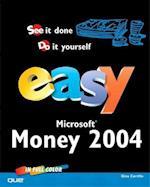Easy Microsoft Money 2004 (Easy)