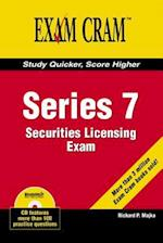 Series 7 Securities Licensing Exam Review Exam Cram [With CDROM] (Exam Cram Pearson)