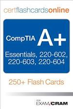 Comptia A+ Flash Cards Online Student Access Code Card (Exam Prep)