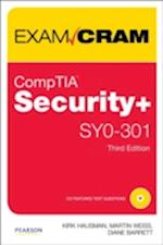CompTIA Security+ SY0-301 af Diane Barrett, Kirk Hausman, Martin Weiss