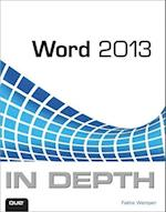 Word 2013 in Depth (In Depth)