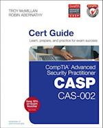 Comptia Advanced Security Practitioner (CASP) CAS-002 Cert Guide af Troy McMillan