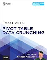 Excel Pivot Table Data Crunching 2016 (MrExcel Library)