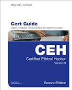 Certified Ethical Hacker (CEH) Version 9 Cert Guide (Certification Guide)