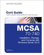 MCSA 70-740 Cert Guide (Certification Guide)