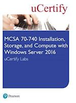 McSa 70-740 Ucertify Labs Access Card (Certification Guide)