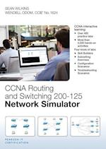 CCNA Routing and Switching 200-125 Network Simulator (Network Simulator)