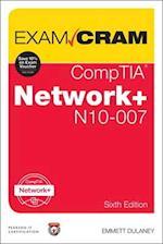 CompTIA Network+ N10-007 Exam Cram (Exam Cram)