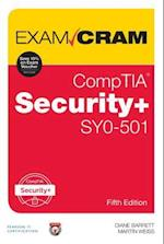 CompTIA Security+ SY0-501 Exam Cram (Exam Cram)