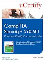 Comptia Security+ Sy0-501 Pearson Ucertify Course and Labs Student Access Card (Certification Guide)