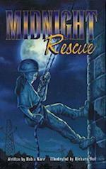 Midnight Rescue (Literacy Links Chapter Books)