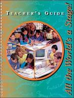 All the World's a Stage Teacher's Guide (Literacy Links Chapter Books)