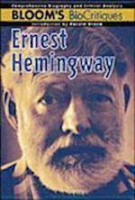 Ernest Hemingway (Blooms BioCritiques Hardcover)