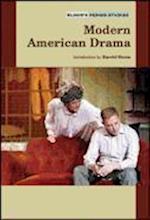 Modern American Drama (Bloom's Period Studies)