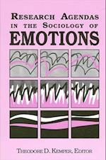Research Agendas in the Sociology of Emotions (Suny Series in the Sociology of Emotions)