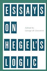 Essays on Hegel's Logic