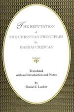 The Refutation of the Christian Principles (S U N Y SERIES IN JEWISH PHILOSOPHY)