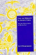 Law and Morality in Ancient China (Suny Series in Chinese Philosophy and Culture)