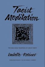 Taoist Meditation af Isabelle Robinet