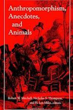 Anthropomorphism, Anecdotes, and Animals
