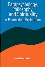 Parapsychology; Philos & Spiritual (Constructive Postmodern Thought)