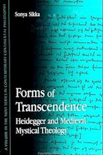 Forms of Transcendence (Suny Series in Contemporary Continental Philosophy)