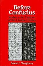 Before Confucius