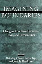 Imagining Boundaries (Suny Series Chinese Philosophy Culture)