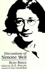 Discussions of Simone Weil af Rush Rhees