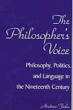 The Philosopher's Voice af Andrew Fiala