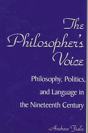 The Philosopher's Voice