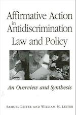 Affirmative Action in Antidiscrimination Law and Policy (Suny Series in American Constitutionalism)