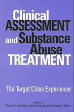 Clinical Assessment and Substance Abuse Treatment af Stephens, Richard