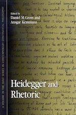 Heidegger and Rhetoric af Gross