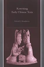 Rewriting Early Chinese Texts af Edward L. Shaughnessy