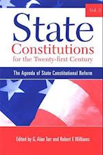 State Constitutions for the Twenty-First Century (Suny Series in American Constitutionalism)