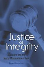 Justice as Integrity (Suny Series in American Constitutionalism)