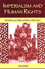 Imperialism and Human Rights af Bonny Ibhawoh