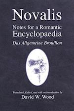 Notes for a Romantic Encyclopaedia af David W Wood, Novalis