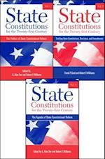 State Constitutions for the Twenty-first Century, Volumes 1, 2 & 3 (Suny Series in American Constitutionalism)