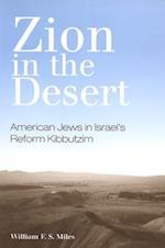 Zion in the Desert (Suny Series in Israeli Studies Paperback)